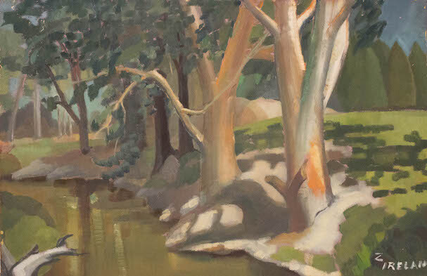 The Utuhina Stream