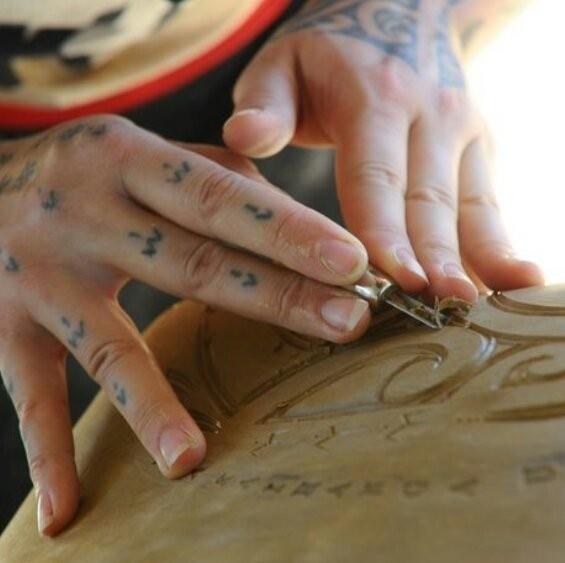 Uku Workshops with Stevei Houkamau - Small Hand-built Vessels