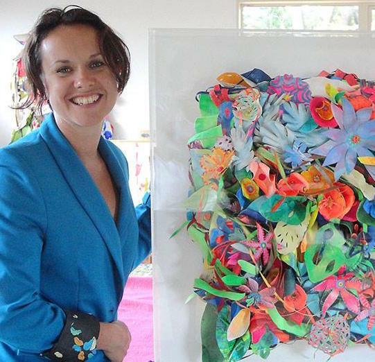 Art in Studio with Emma Prill