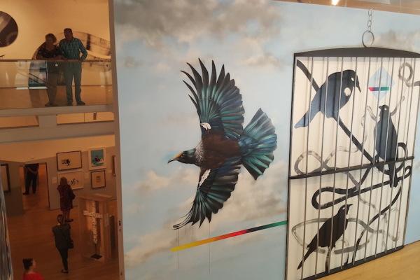 New Zealand's Best Art Galleries