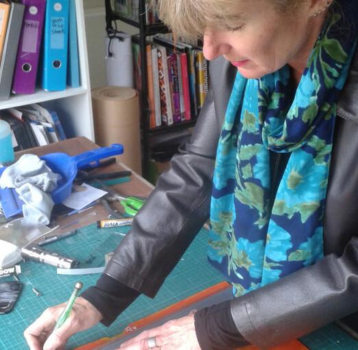 Art in Studio with Jo Tricker