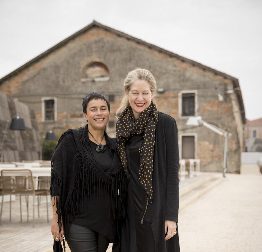 Rhana Devenport: New Zealand at Venice