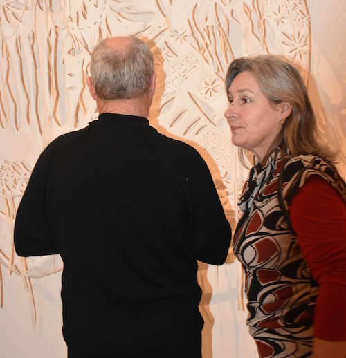 Art at Home at Alex Sutherland and Alison Baine