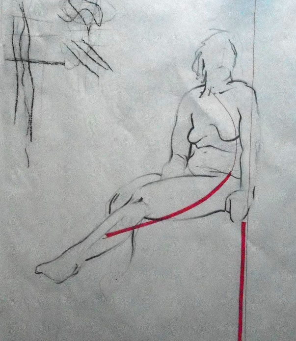 Life Drawing with James Ormsby