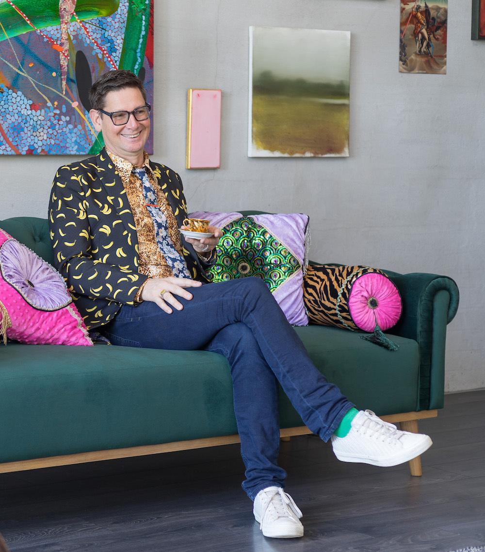 Evan Woodruffe Artist Talk