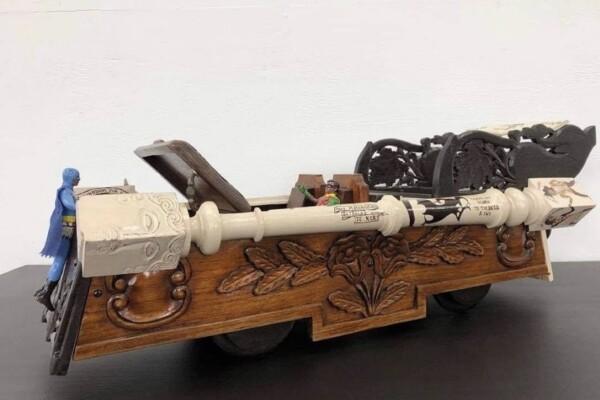 Tawhai Rickard: The Misadventures of Te Kuri