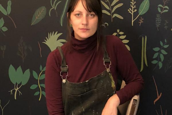 Ayesha Green wins 2021 Rydal Art Prize