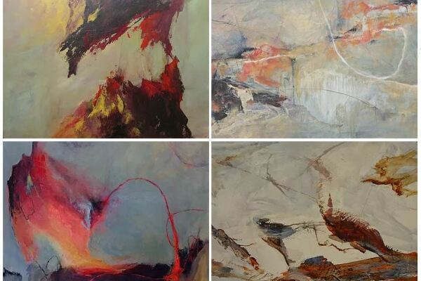 ART IN THE AFTERNOON WITH DOREEN MCNEILL