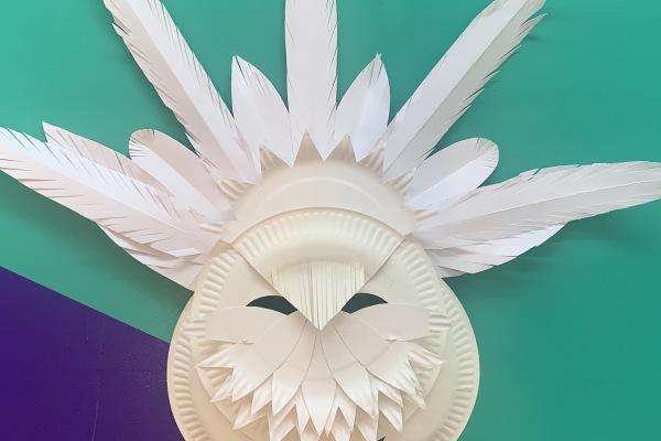 Art Studio for Children 6 – 9 years: Magnificent Masks