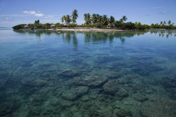 Talk: Doug Ramsay on climate change in Kiribati