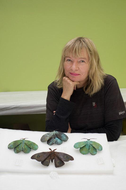 Artist Talk with Elizabeth Thomson
