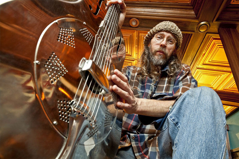 CANCELLED - Original Folk Blues by Charlie Parr