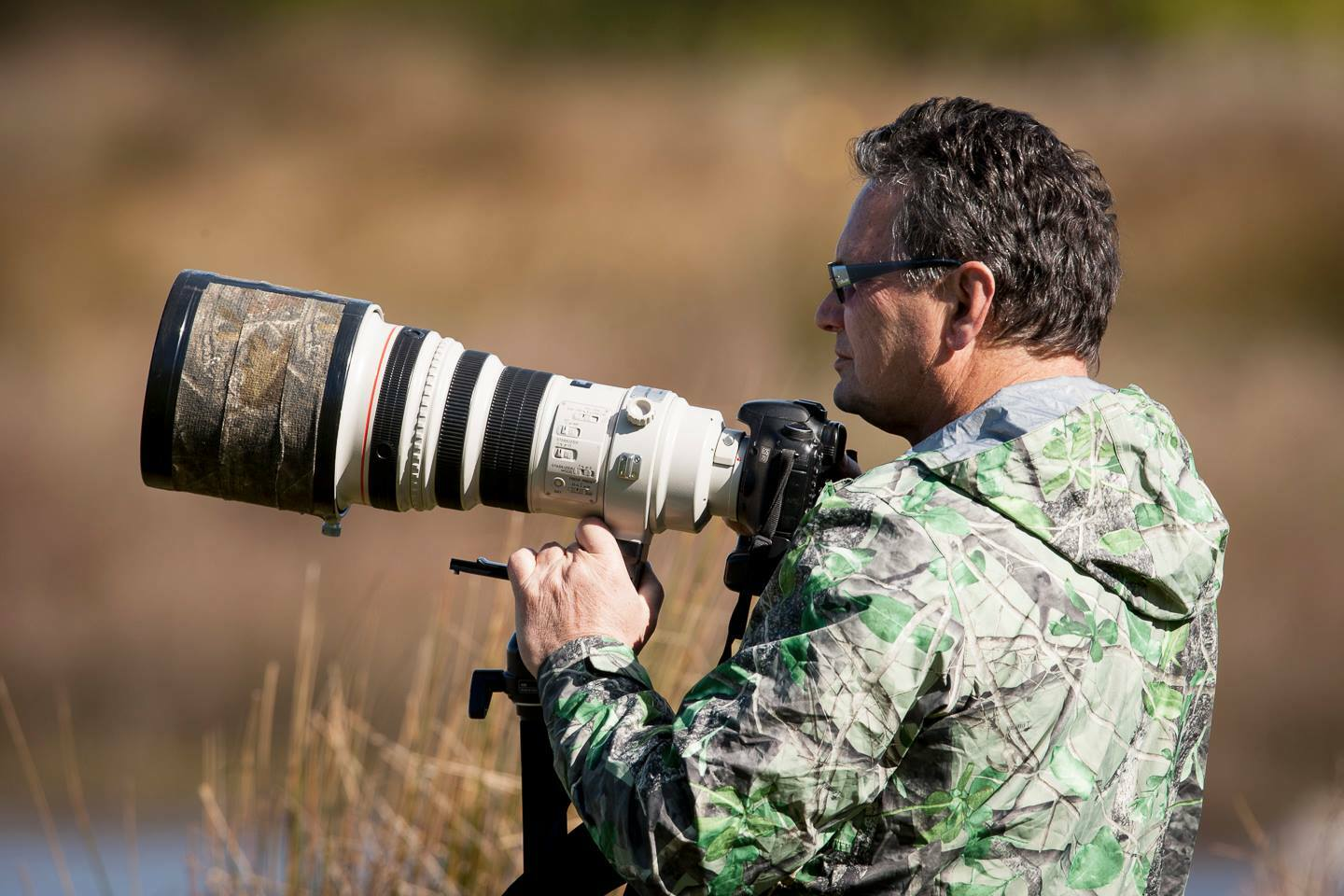 A talk by Nature Photographer Murry Cave