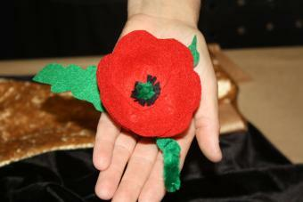 Drop-in session: After School Poppy Making