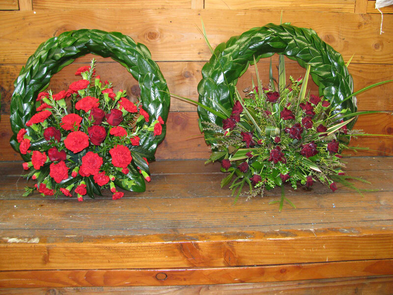 ANZAC Floral Wreath Making Demonstration