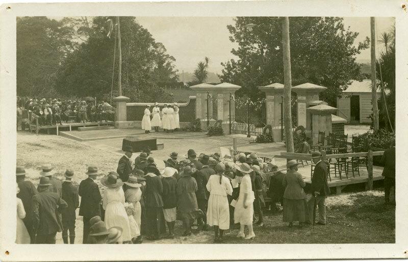 Behind the Gates: The Tauranga Domain Memorial Gates Story